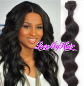 3 Bundle Brazilian Natural/Loose Wave Virgin Human Hair 10A