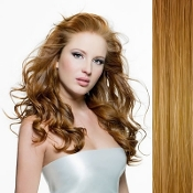 #27 Eurasian Strawberry Blond Hair