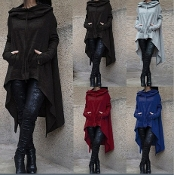 Overzised Womens Poncho