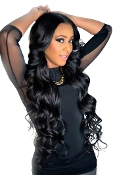 Virgin Brazilian Body Wave Human Hair  8A