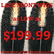 ##3 Lace Front Preplucked Glueless Virgin Human Hair