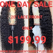###1 Lace Front Glueless Preplucked Virgin Human Hair Wig
